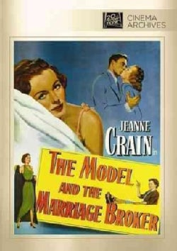 The Model And The Marriage Broker (DVD)