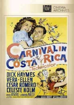 Carnival In Costa Rica (DVD)
