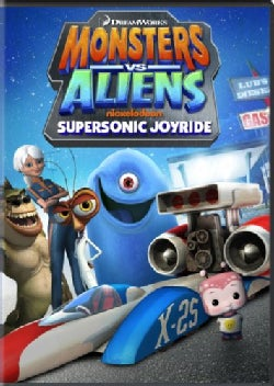 Monsters Vs. Aliens: Supersonic Joyride (DVD)