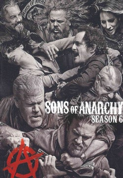 Sons Of Anarchy: Season 6 (DVD)