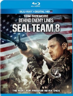 Seal Team 8: Behind Enemy Lines (Blu-ray Disc)