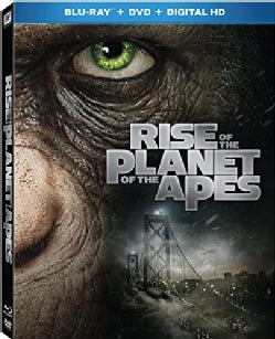Rise Of The Planet Of The Apes (Blu-ray Disc)