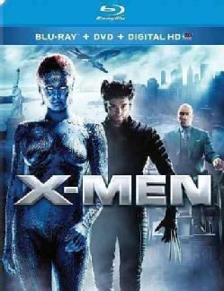 X-Men Triple Play (Blu-ray/DVD)