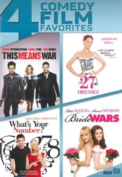 This Means War/27 Dresses/What's Your Number/Bride Wars