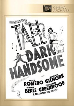 Tall, Dark And Handsome (DVD)