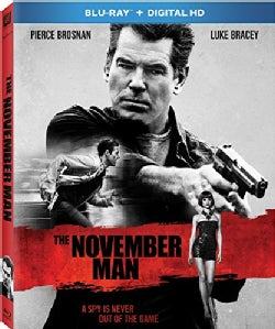 The November Man (Blu-ray Disc)