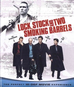 Lock, Stock And Two Smoking Barrels (Blu-ray Disc)