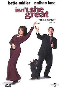 Isn't She Great (DVD)