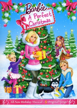 Barbie: A Perfect Christmas (DVD)