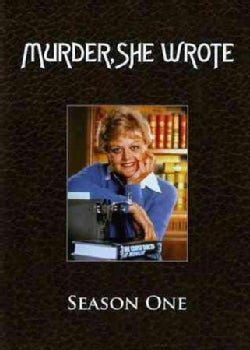 Murder, She Wrote: The Complete First Season (DVD)