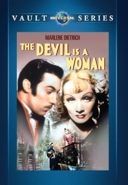 The Devil is a Woman (DVD)