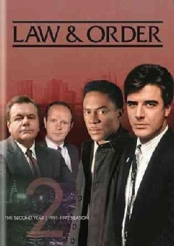 Law & Order: The Second Year (DVD)