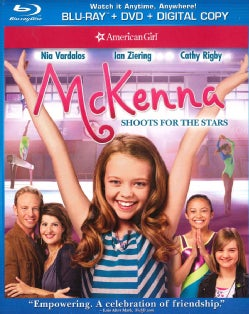 An American Girl: McKenna Shoots For The Stars (Blu-ray/DVD)