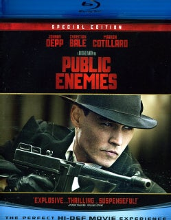 Public Enemies (Blu-ray Disc)