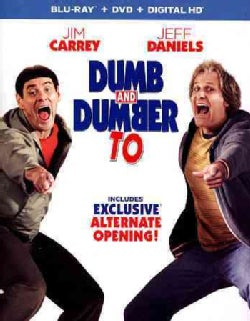 Dumb And Dumber To (Blu-ray/DVD)