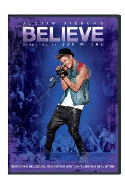 Justin Bieber's Believe (DVD)