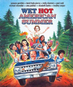 Wet Hot American Summer (Blu-ray Disc)