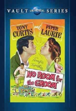 No Room For The Groom (DVD)