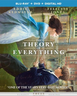 The Theory of Everything (Blu-ray/DVD)