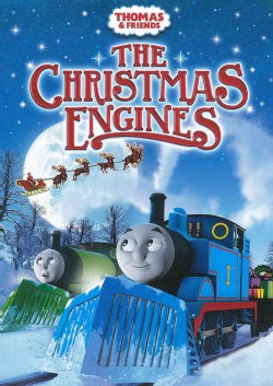 Thomas & Friends: The Christmas Engines (DVD)