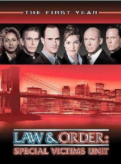 Law & Order: Special Victims Unit Season 1 (DVD)