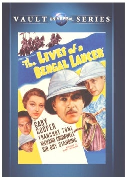 The Lives Of A Bengal Lancer (DVD)