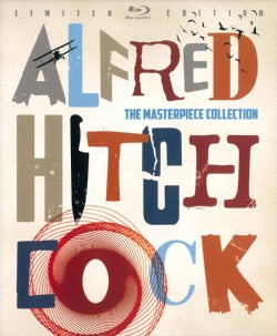 Alfred Hitchcock: The Masterpiece Collection (Blu-ray Disc)