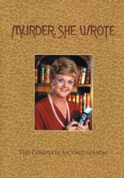 Murder, She Wrote: The Complete Second Season (DVD)