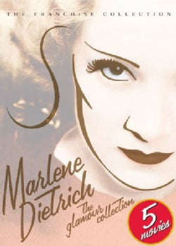 Marlene Dietrich: The Glamour Collection (DVD)