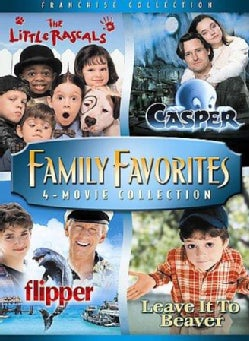 Family Favorites 4-Movie Collection (DVD)