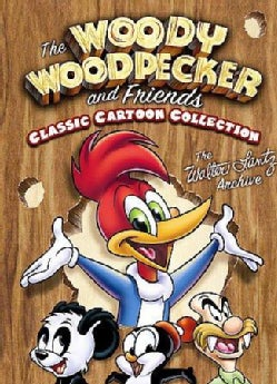 The Woody Woodpecker And Friends Classic Cartoon Collection (DVD)