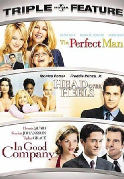 Perfect Man/Head Over Heels/In Good Company (DVD)
