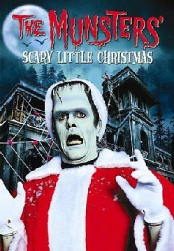 The Munsters' Scary Little Christmas (DVD)