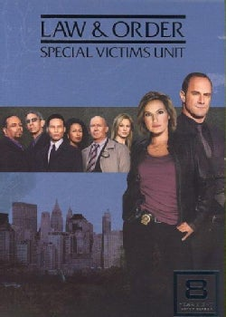 Law & Order: Special Victims Unit Season 8 (DVD)