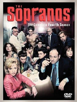 The Sopranos: The Complete Fourth Season (DVD)