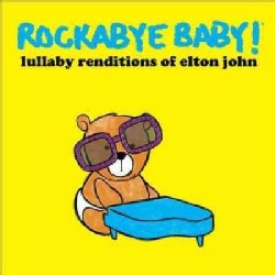Various - Rockabye Baby! Lullaby Renditions Of Elton John