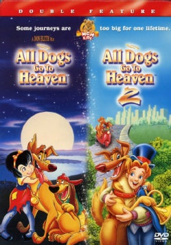 All Dogs Go To Heaven/All Dogs Go To Heaven 2 (DVD)