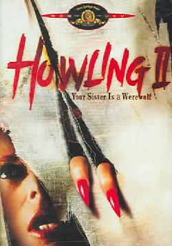 Howling 2: Your Sister Is A Werewolf (DVD)