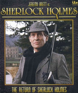 The Return Of Sherlock Holmes (Blu-ray Disc)
