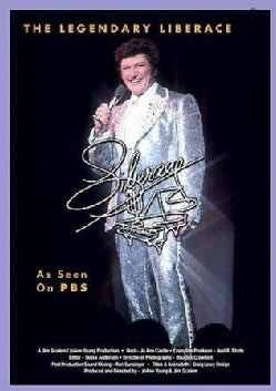 Legendary Liberace (DVD)