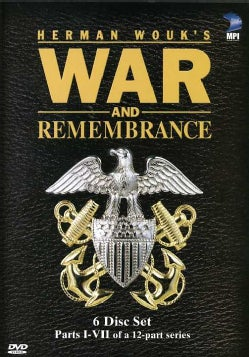 War & Remembrance: Part 1-7 (DVD)