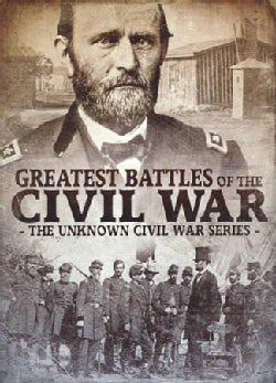 The Greatest Battles of The Civil War (DVD)