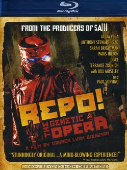 Repo! The Genetic Opera (Blu-ray Disc)