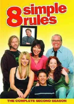 8 Simple Rules: Season 2 (DVD)