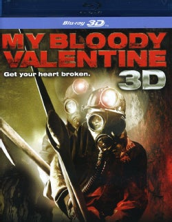 My Bloody Valentine Real D 3D (Blu-ray Disc)