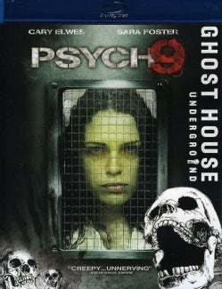 Psych:9 (Blu-ray Disc)