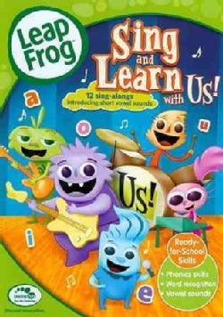 Leapfrog: Sing And Learn With Us! (DVD)