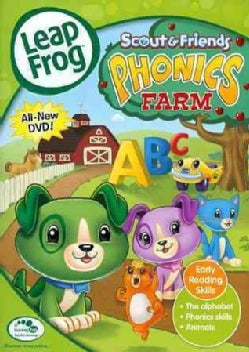 Leapfrog: Phonics Farm (DVD)
