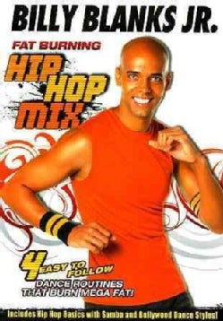Billy Blanks Jr.: Fat-Burning Hip Hop Mix (DVD)