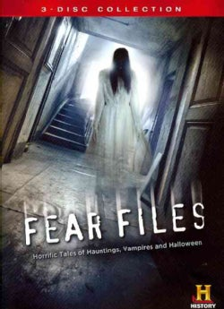 Fear Files (DVD)
